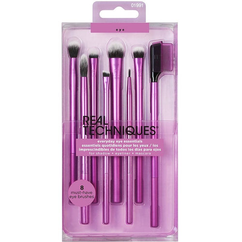 Real Techniques  Everyday Eye Essentials Brush set