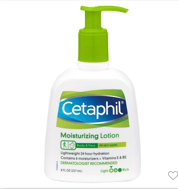 Cetaphil Moisturizing Lotion, 8 OZ