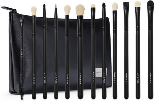 Morphe Eye Obsessed Brush Collection Set