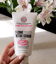 Load image into Gallery viewer, Soap & Glory Scrub Your Nose In It Two-Minute T-Zone Detox Scrub 150 ml