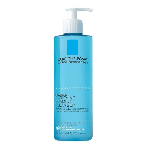 LaRoche Posay Toleriane Purifying Foaming Face Wash for Oily Skin