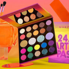 Load image into Gallery viewer, Morphe x Saweetie 24A Artist Pass Artistry Eyeshadow Palette