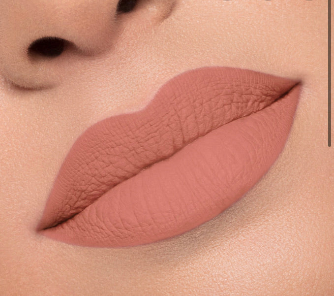 MORPHE MATTE LIQUID LIPSTICK VIRGIN