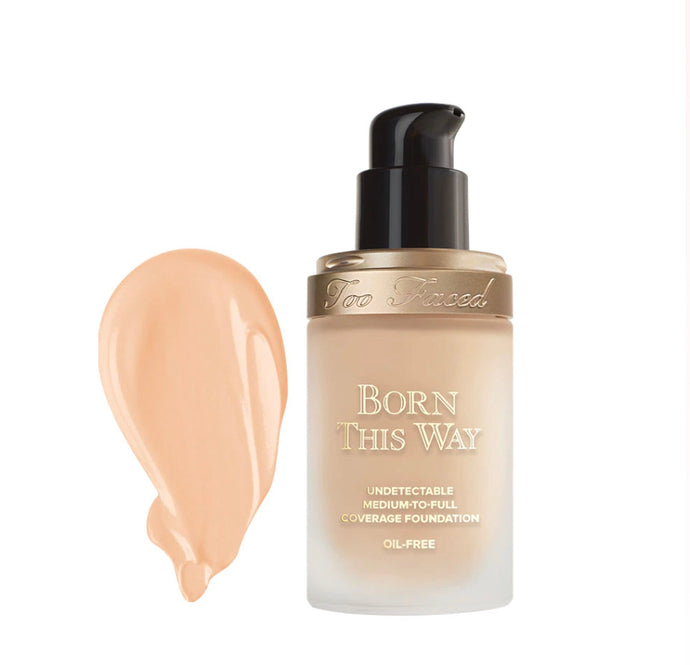 Too Faced  Born This Way Porcelain Foundation