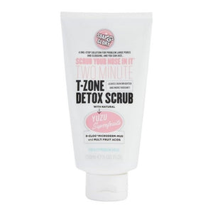 Soap & Glory Scrub Your Nose In It Two-Minute T-Zone Detox Scrub 150 ml