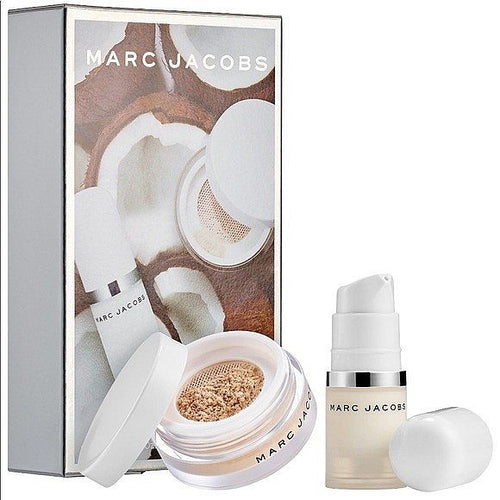 Marc Jacobs Coconut Fix Travel-sized Complexion Duo