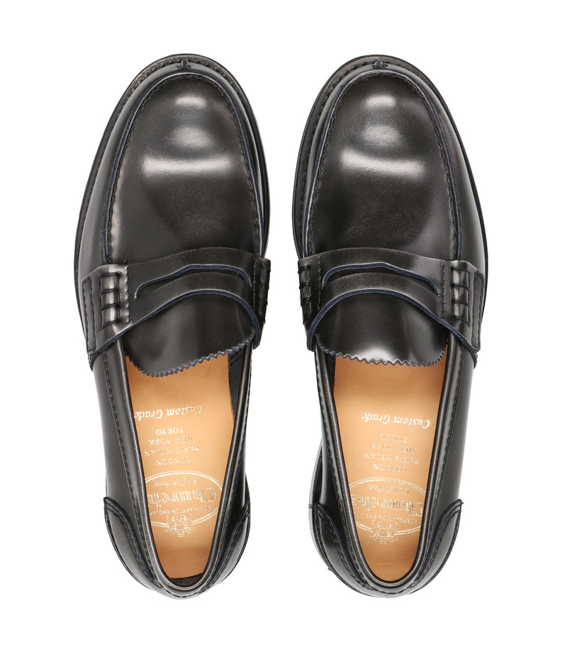 Mocassino Tunbridge Grigio Scuro