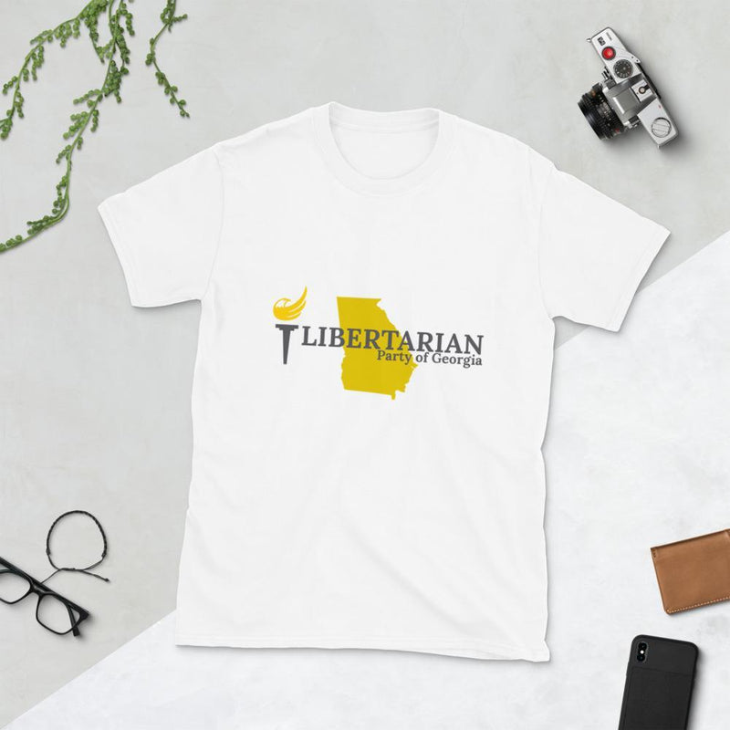 Libertarian Party of Georgia - Proud Libertarian