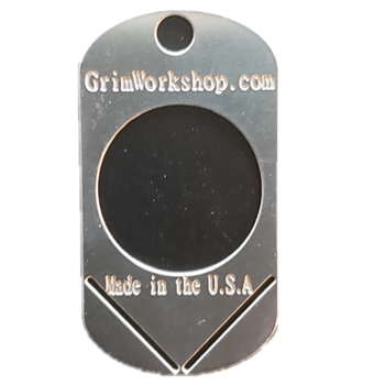 Self Defense Dog Tag - Proud Libertarian