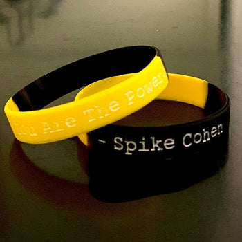 You are the Power - Spike Cohen Bracelet - Proud Libertarian