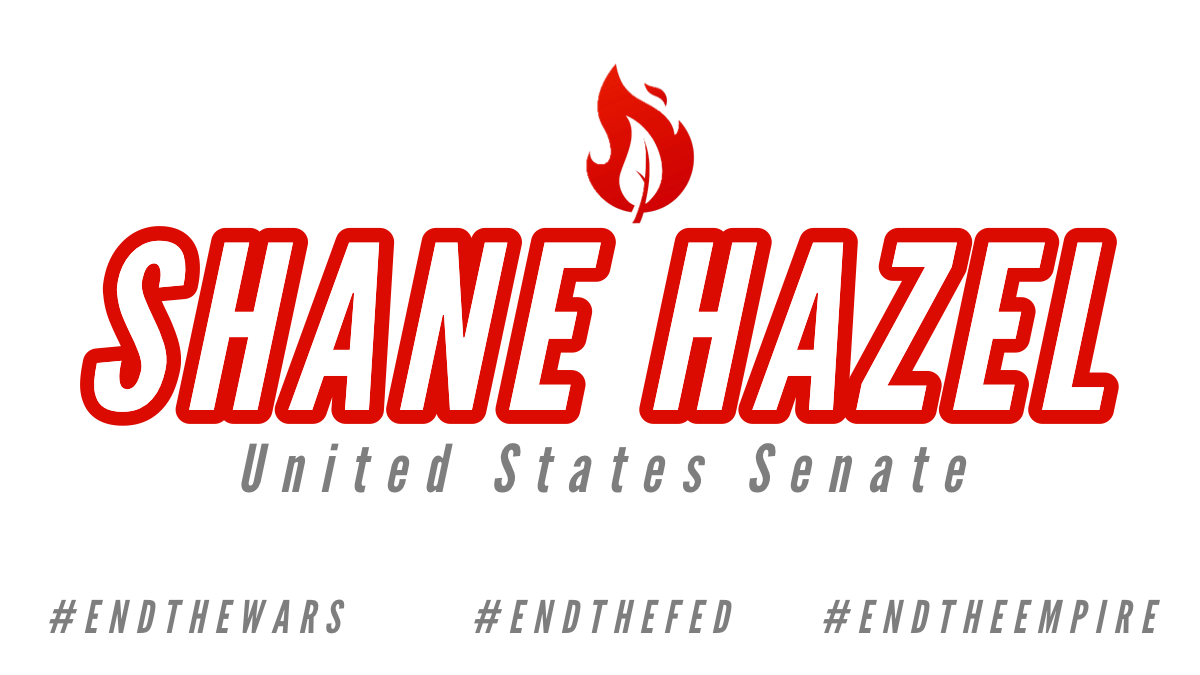 Shane Hazel Yard Sign 18