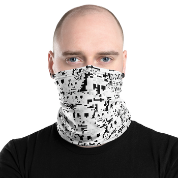HyperFace Anti-Facial recognition Mask - Proud Libertarian