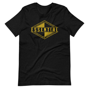 Liberty Is Essential. Short-Sleeve Unisex T-Shirt - Proud Libertarian