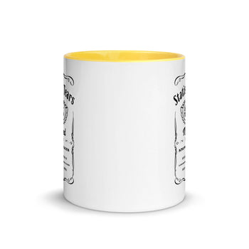 Statist Tears Mug with Color Inside - Proud Libertarian