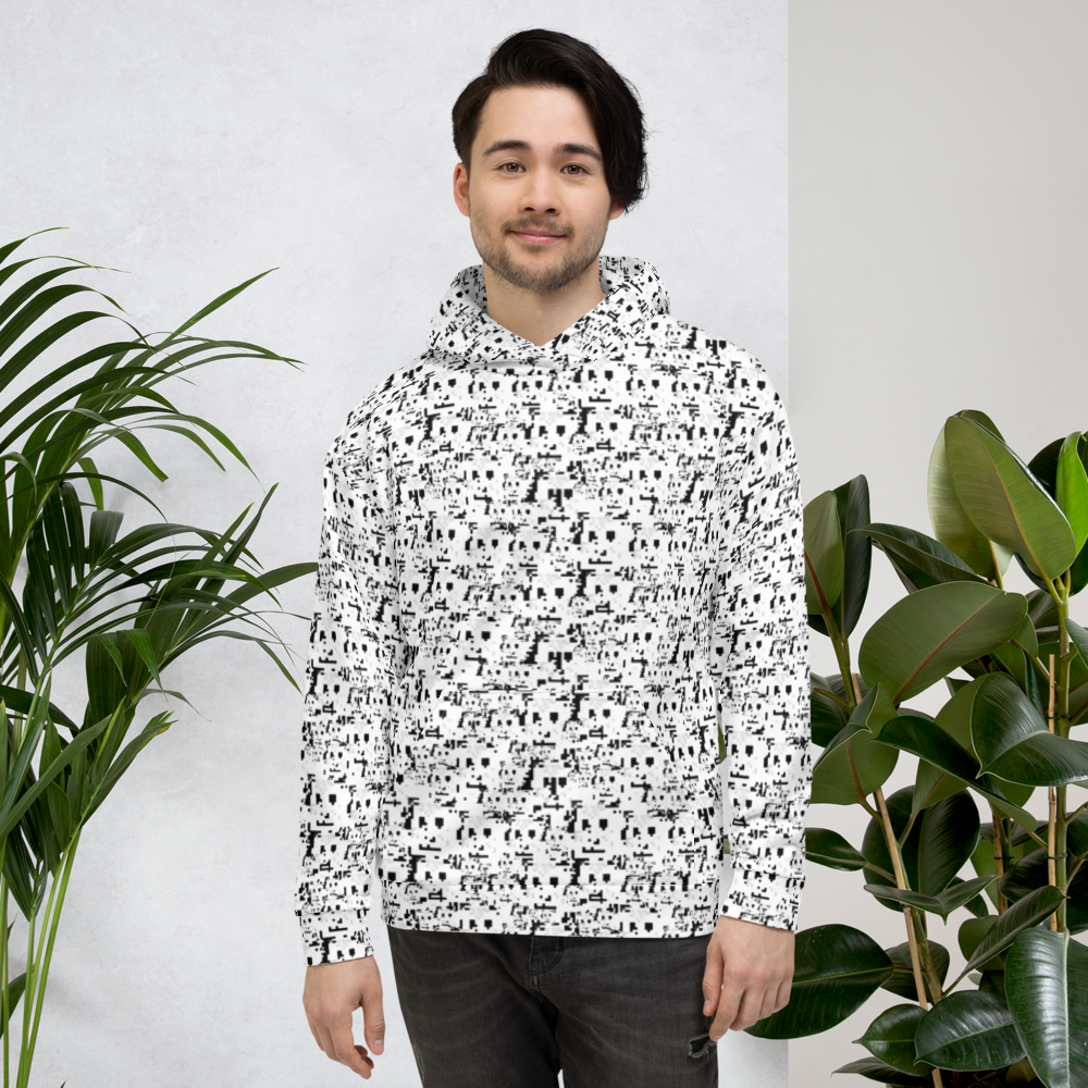 HyperFace Anti-Facial recognition Unisex Hoodie