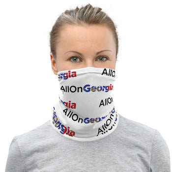 AllOnGeorgia Neck Gaiter - Proud Libertarian