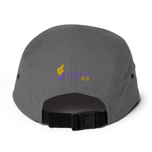 Jorgensen Cohen 2020 Five Panel Cap - Proud Libertarian