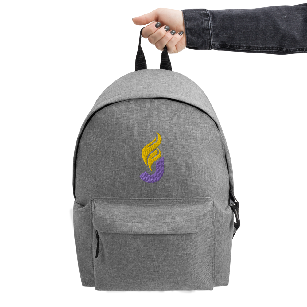 Jorgensen Cohen 2020 Embroidered Backpack - Proud Libertarian