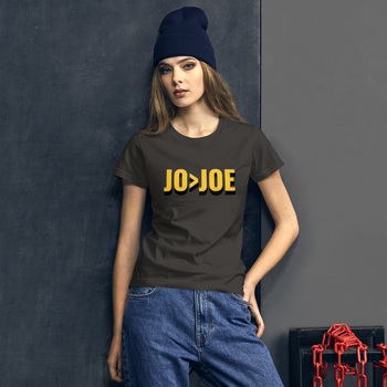 JO > JOE Women's short sleeve t-shirt - Proud Libertarian