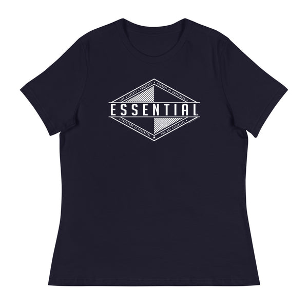 Liberty is Essential - Women's Relaxed T-Shirt - Proud Libertarian