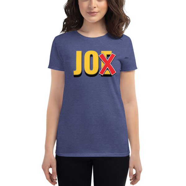 JOE̶̷ Women's short sleeve t-shirt - Proud Libertarian