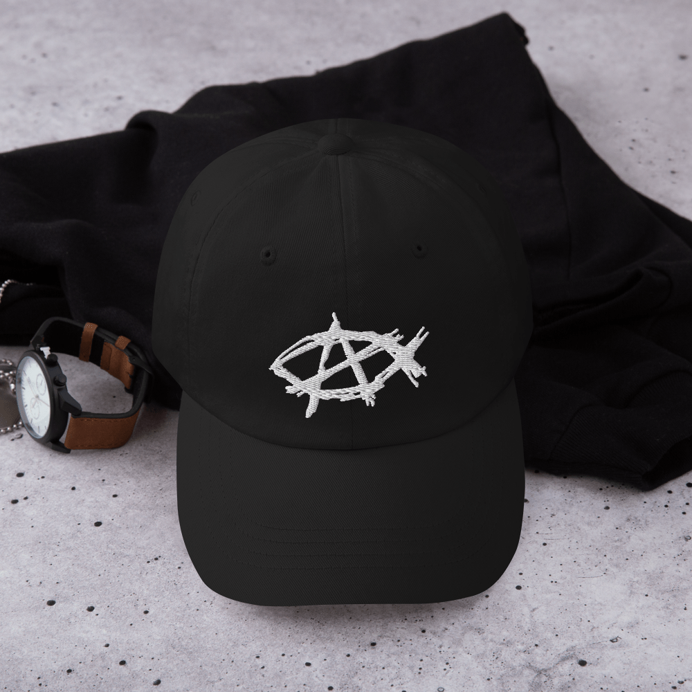 AnarchoChristian Dad hat