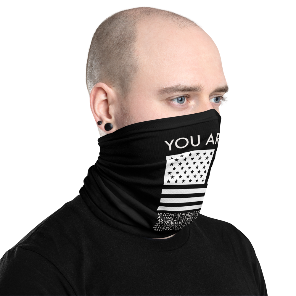 You are Free - Facemask