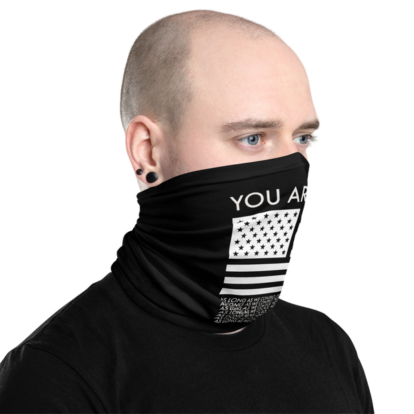 You are Free - Facemask - Proud Libertarian