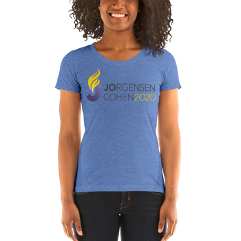 Jorgensen Cohen 2020 Ladies' short sleeve t-shirt - Proud Libertarian