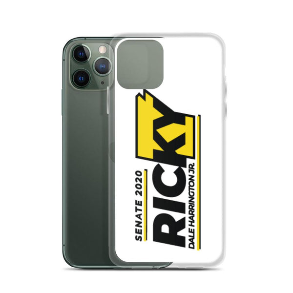 Ricky Dale Harrington Jr for US Senate iPhone Case - Proud Libertarian