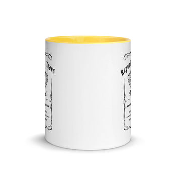 Republican Tears Mug with Color Inside - Proud Libertarian