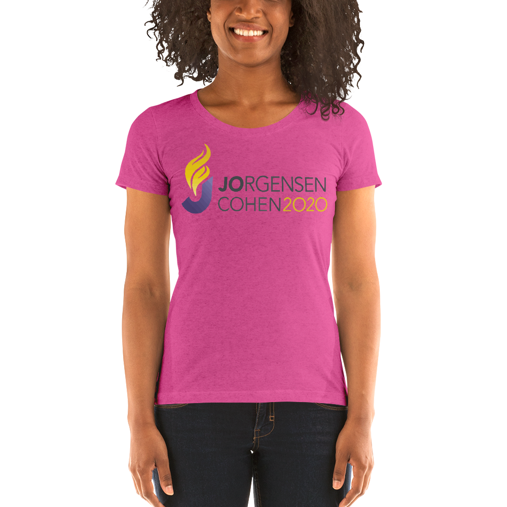 Jorgensen Cohen 2020 Ladies' short sleeve t-shirt