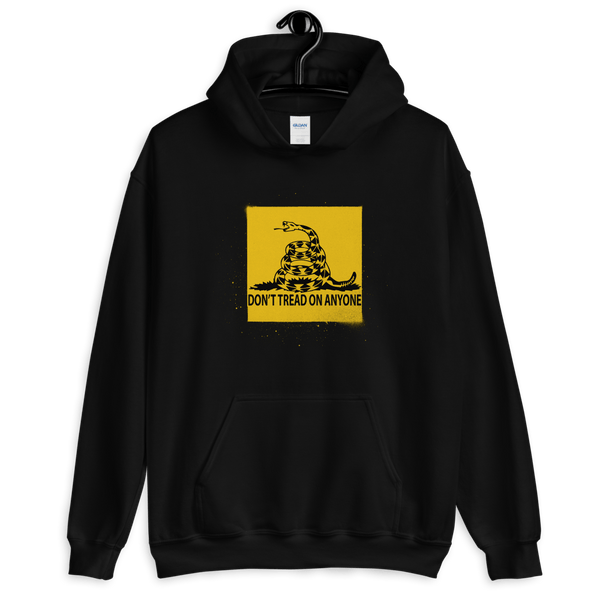 Don't tread on Anyone Unisex Hoodie - Proud Libertarian