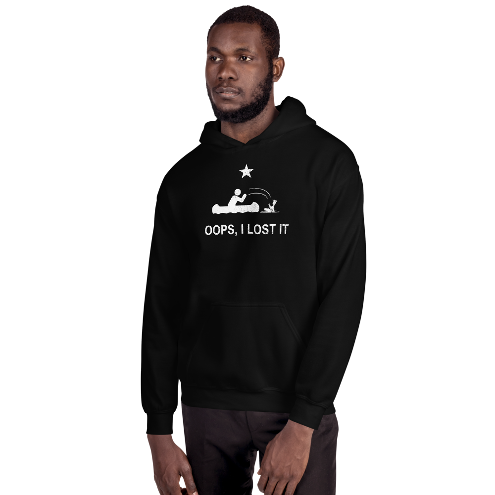 Oops I Lost it Unisex Hoodie - Proud Libertarian