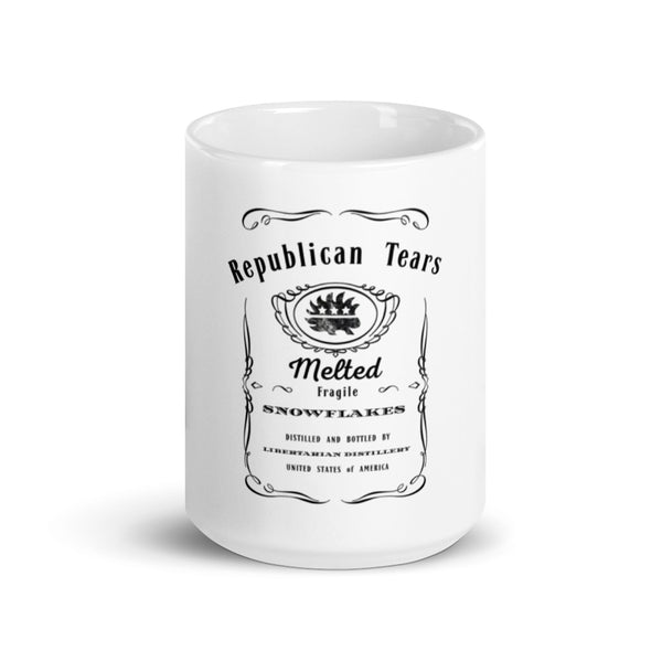Republican Tears Mug - Proud Libertarian