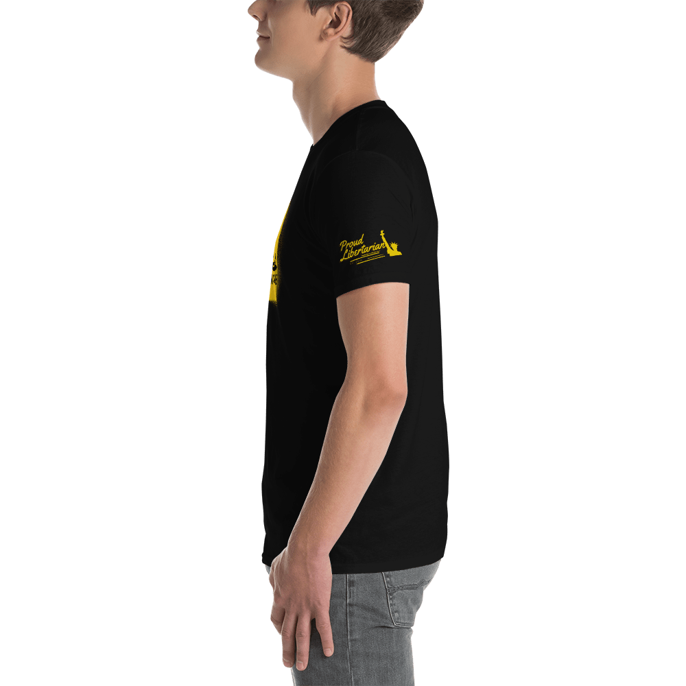 Don't Tread on Anyone Unisex T-Shirt - Proud Libertarian