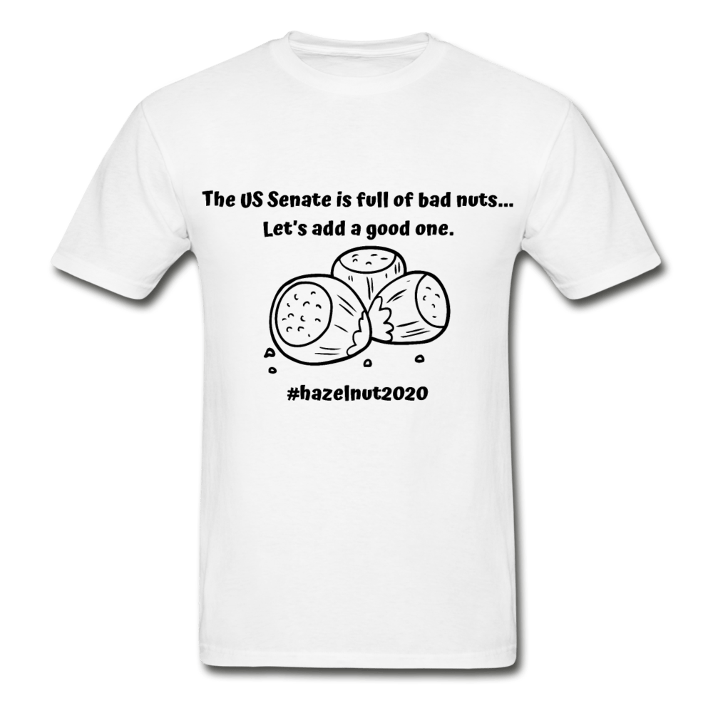 Shane Hazel 2020 Nuts Gildan Ultra Cotton Adult T-Shirt