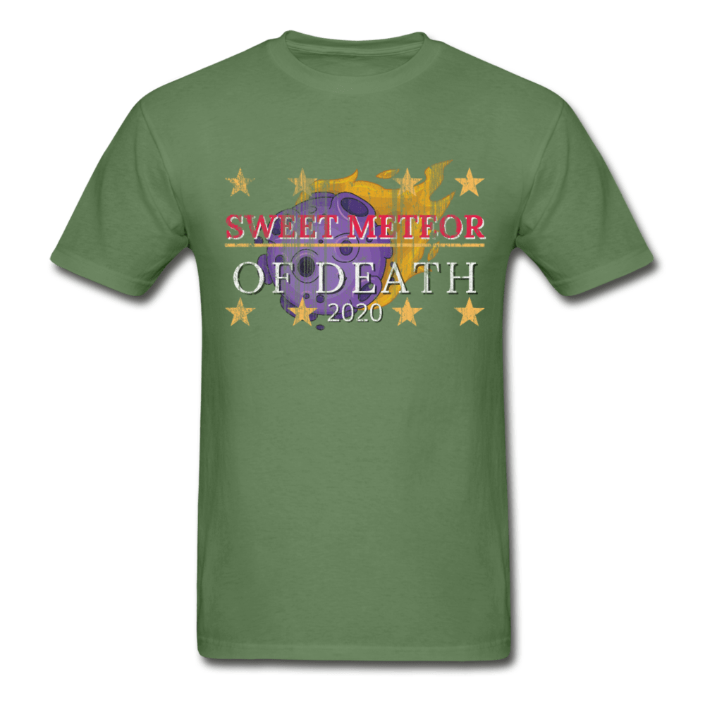 Sweet Meteor of Death Gildan Ultra Cotton Adult T-Shirt - Proud Libertarian
