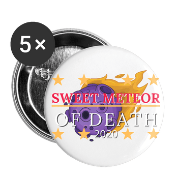 SMOD 2020 Buttons large 2.2'' (5-pack) - Proud Libertarian