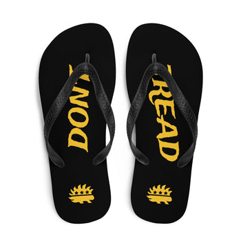 Don't Tread Flip-Flops - Proud Libertarian