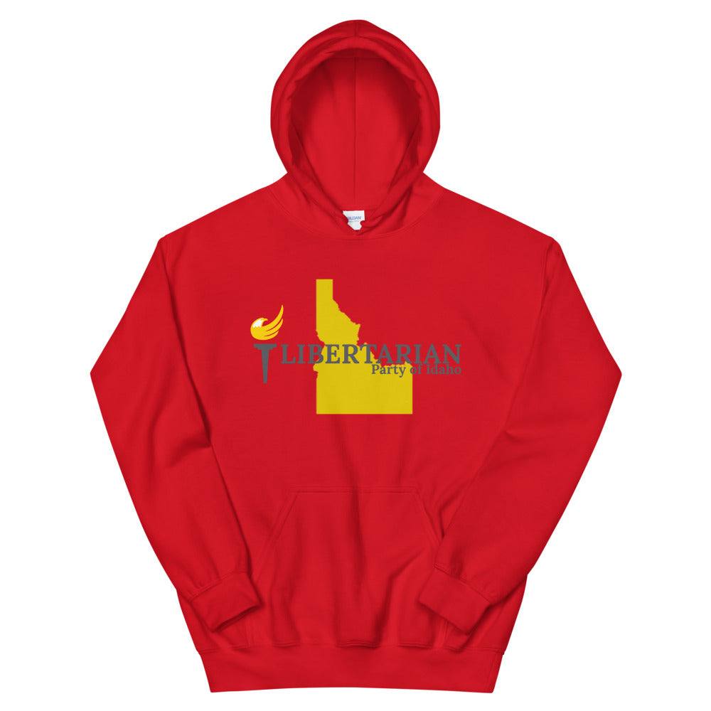 Libertarian Party of Idaho Unisex Hoodie - Proud Libertarian