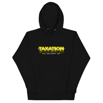 Taxation Funds the Corrupt Unisex Hoodie - Proud Libertarian
