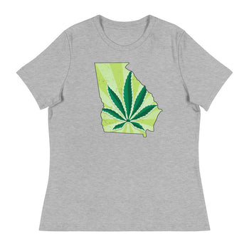 Peachtree NORML Women's Relaxed T-Shirt - Proud Libertarian