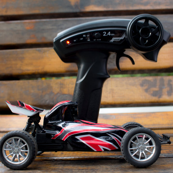 Emax Interceptor FPV Rc Car RTR/BNR