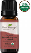 Organic Frankincense Carterii Essential Oil