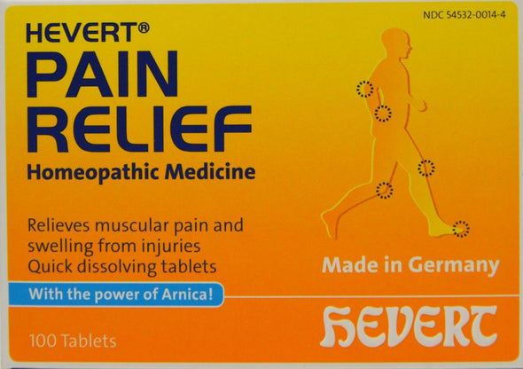 Hevert Pain Relief