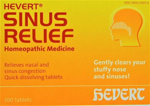 Hevert Sinus Relief