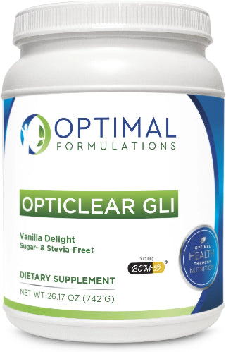 OptiClear GLI Sugar & Stevia Free