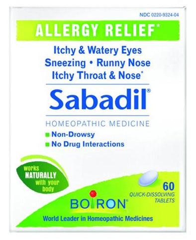 Sabadil - Allergy Relief