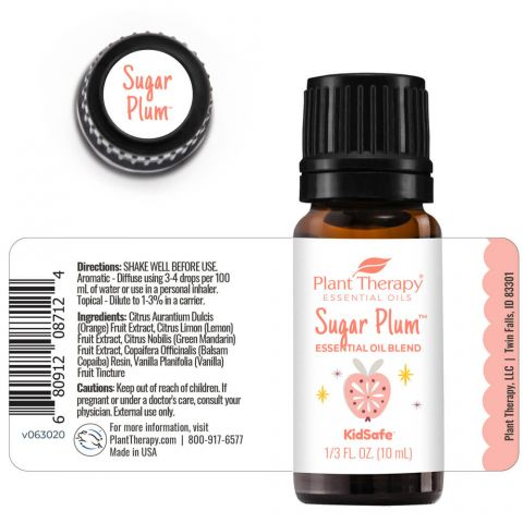 Sugar Plum™ Essential Oil Blend